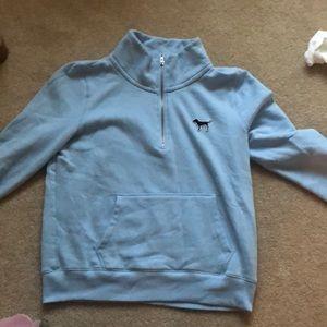 Periwinkle Victoria's Secret PINK Sweatshirt